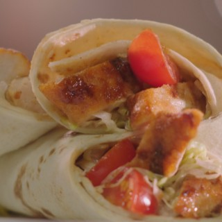 Chicken Chargrill Wrap
