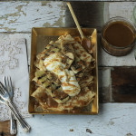 Banoffee Pancakes by Katie Bryson for Channel 4/Fairy Giving You More