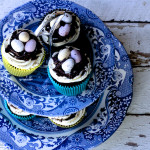 Easter Nest Cupcakes by Katie Bryson for Channel 4 Fairy Giving You More