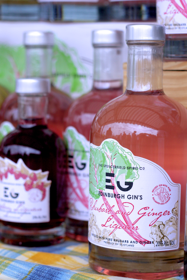 Edinburgh Gin's Rhubarb & Ginger Liqour
