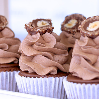 Ellie's Cupcake Kitchen at the Whitley Bay Proper Food Festival 2015