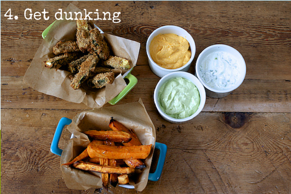 4. Get dunking: Top 10 Tips for Feeding Toddlers on feedingboys.co.uk
