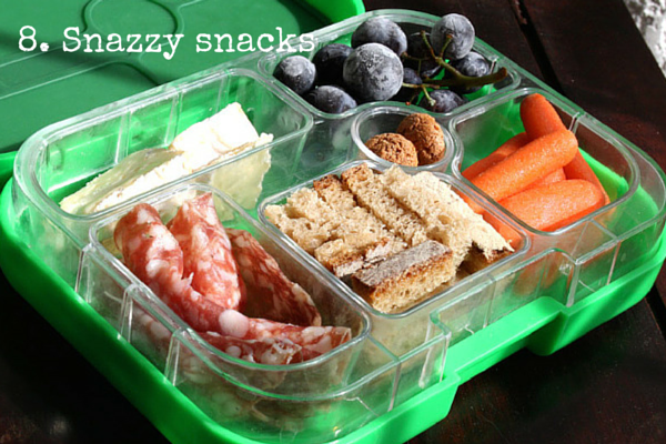 8. Snazzy Snacks: Top 10 Tips for Feeding Toddlers on feedingboys.co.uk