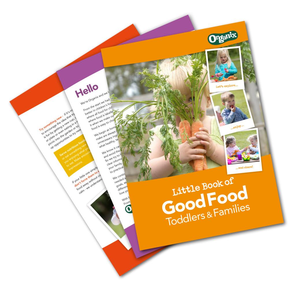 The Organix Little Book of Good Food
