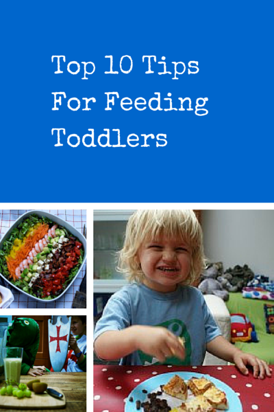 Top 10 Tips For Feeding Toddlers on feedingboys.co.uk