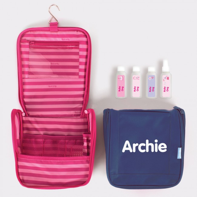Stuck On You Personalised Travel Kit
