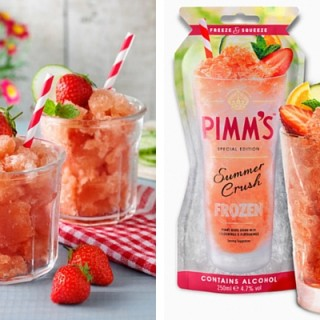 Pimms Frozen Summer Crush