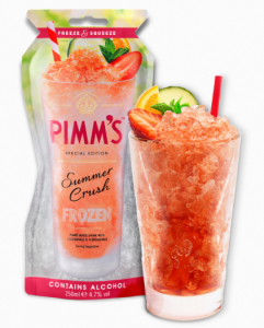Pimms Summer Crush