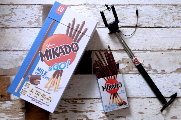 Mikado Stick Out Your Personality #MikadoBy Competition on Feedingboys.co.uk