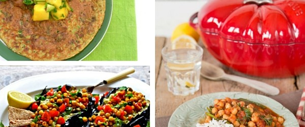 12 vegetable recipes for autumn on feedingboys.co.uk