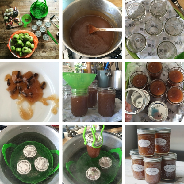 How to make Apple Butter by Katie Bryson on feedingboys.co.uk