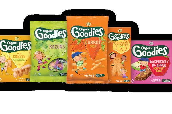 Win Bundle of Organix Goodies on feedingboys.co.uk