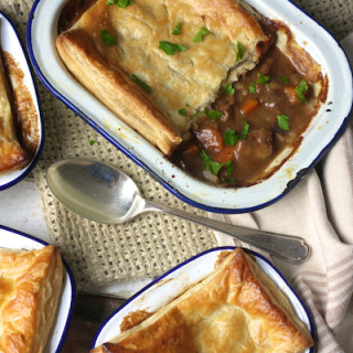 Northumbrian Steak and Ale Pies by feedingboys.co.uk for Waitrose #AutumnWarmers