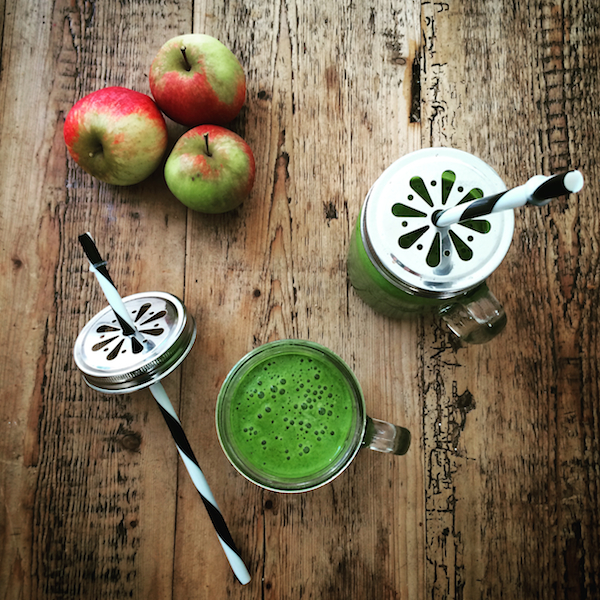 Healthy Green Smoothie recipe on Feedingboys.co.uk