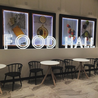 Fenwick Food Hall