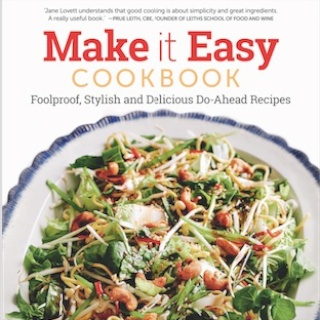 Review: Make it Easy Cookbook by Jane Lovett on feedingboys.co.uk