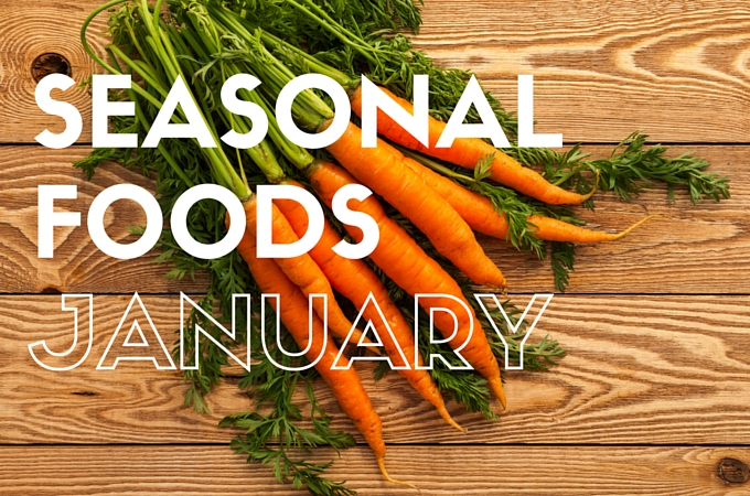 From sweet potatoes and cabbage to pomegranates and oranges, there are plenty of delicious foods to fill your belly in January. Here's a list of 12 fruits and vegetables that are readily available this month in the United States.