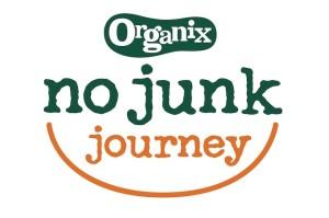 Organix No Junk Journey on feedingboys.co.uk