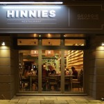 Hinnies restaurant review on feedinboys.co.uk