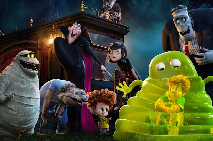 Hotel Transylvania 2 is out now on Digital HD and on 3D Blu-ray, Blu-ray & DVD 15th February