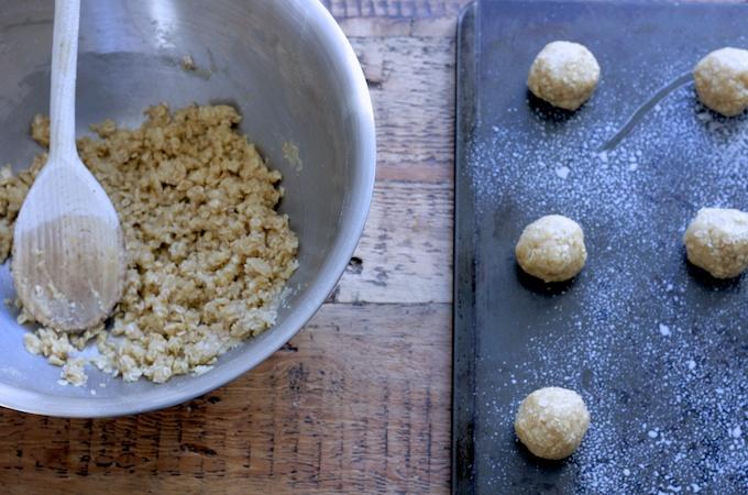 Mum's Oat Cookies for Waitrose #ThanksMum on feedingboys.co.uk