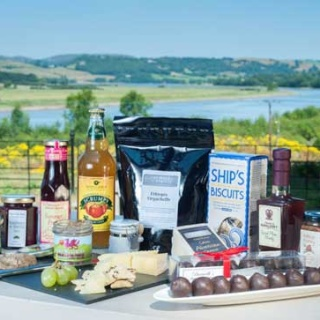 Win Hamper of Welsh Artisan Food