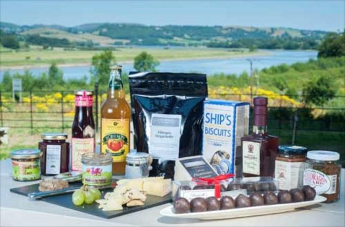 Win hamper of Welsh artisan food on feedingboys.co.uk