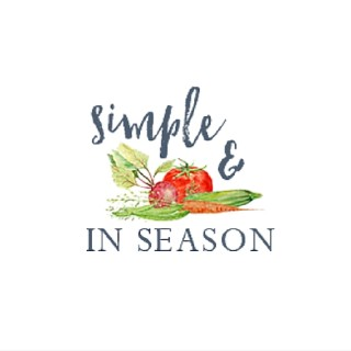 Simple and in Season: March 2016