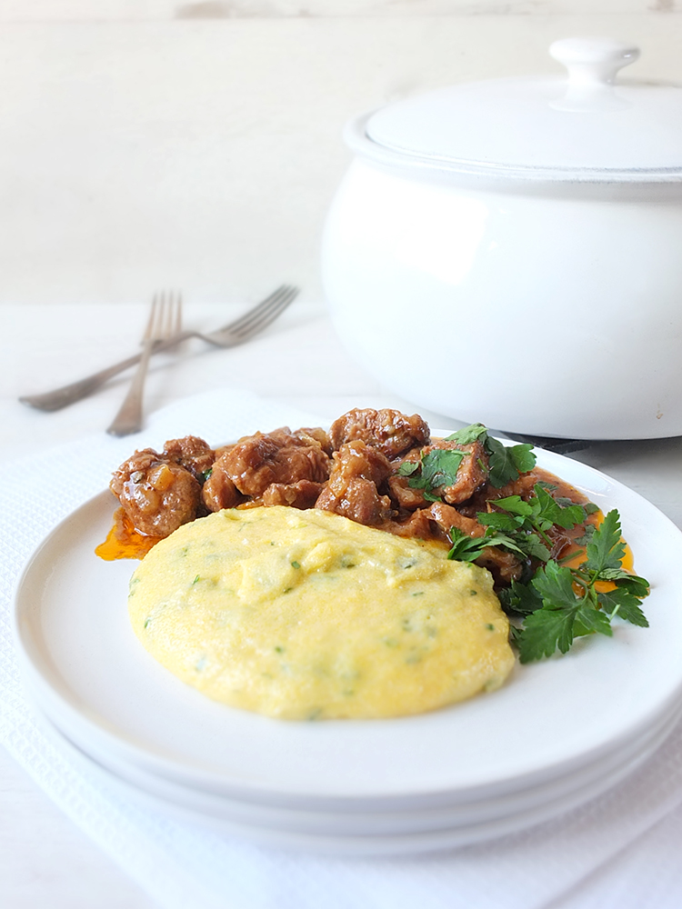 Slow Cooked Shetland Lamb - Elizabeth's Kitchen Diary