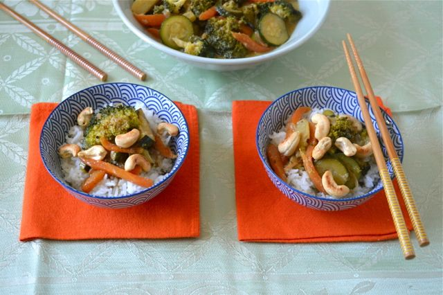Thai Green Curry - Tin and Thyme
