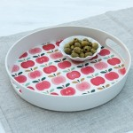 Win Bamboo Vintage Apple Tray on feedingboys.co.uk