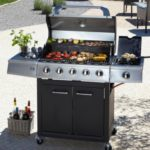 #OffSeasonBBQ - win a £199 BBQ from Asda via feedingboys.co.uk