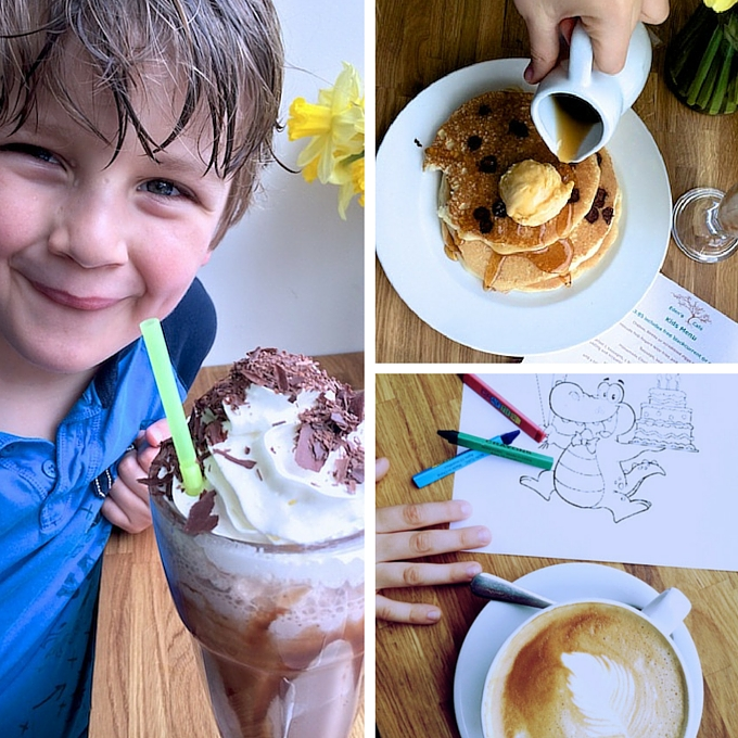 Review of Eden's Cafe Whitley Bay on feedingboys.co.uk