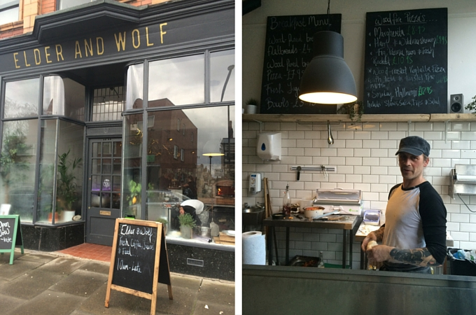 Elder and Wolf review in Whitley Bay on feedingboys.co..uk