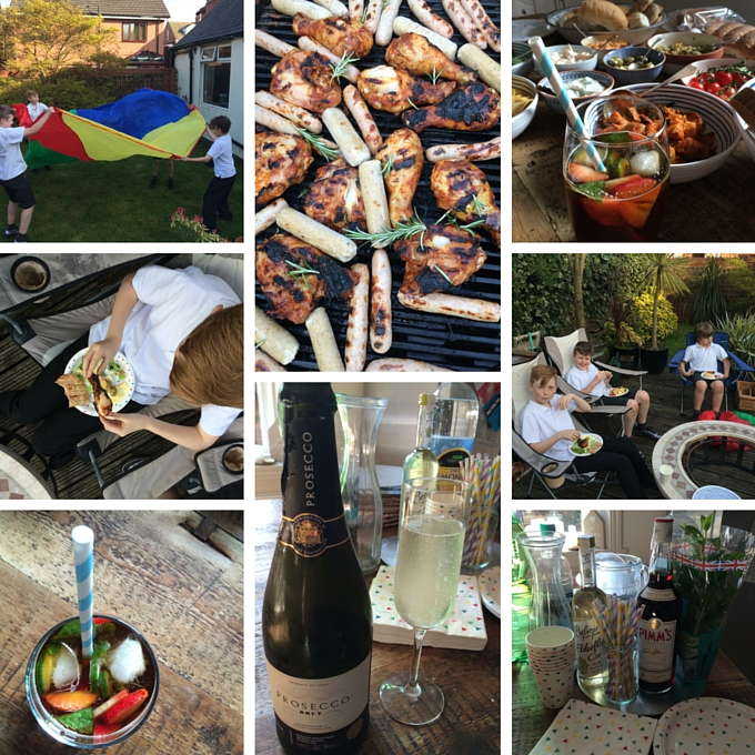 #OffSeasonBBQ - win a £199 BBQ from George Home via feedingboys.co.uk