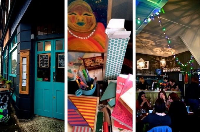 Omni Cafe, Monkseaton, reviewed on feedingboys.co.uk