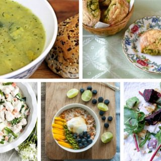Simple and in Season: April round-up and May's shout-out