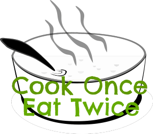 Cook Once Eat Twice on Searchingforspice.com