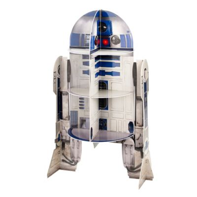 R2D2 Cupcake Stand from Lakeland