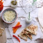 Five recipes featuring tortilla wraps by Katie Bryson for mush