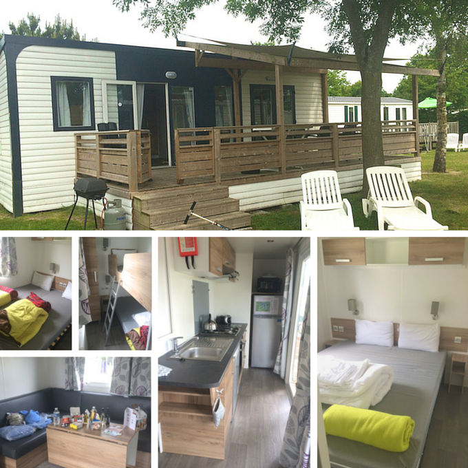 The Eurocamp Avant Holiday Home at Duinrell, Holland - review on feedingboys.co.uk