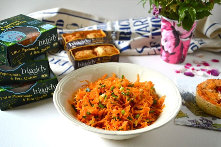 Orange-Ginger-Carrot-Salad from Tin and Thyme