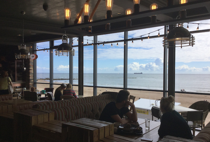 The View, Longsands Tynemouth - review on feedingboys.co.uk