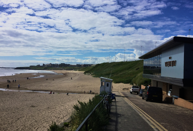 The View, Longsands, Tynemouth on feedingboys.co.uk