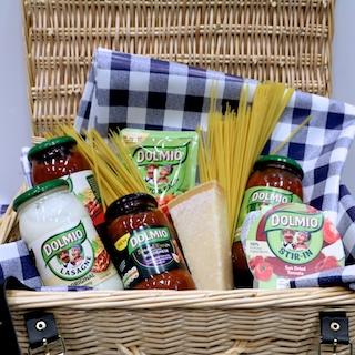 Win £50 Dolmio Hamper on feedingboys.co.uk