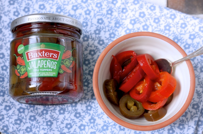 Baxters Deli Toppers Jalapenos #GetTopping on feedingboys.co.uk