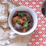 Slow Cooker Beef Stew Recipe on feedingboys.co.uk