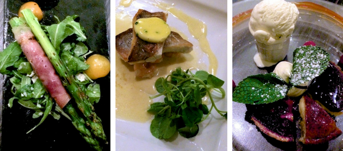 The food at The Brasserie at The Grand Hotel Tynemouth, review on feedingboys.co.uk
