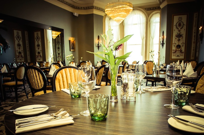 The Brasserie at The Grand Hotel, Tynemouth - review on feedingboys.co.uk photo by Pixx photography