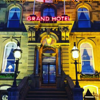 The New Brasserie at The Grand Hotel, Tynemouth on feedingboys.co.uk